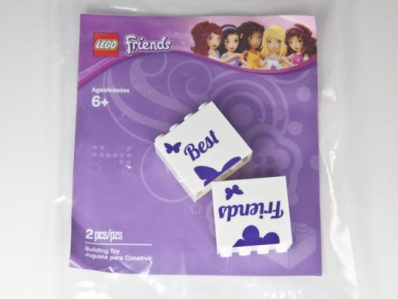 Best Friends Promotional Brick Set