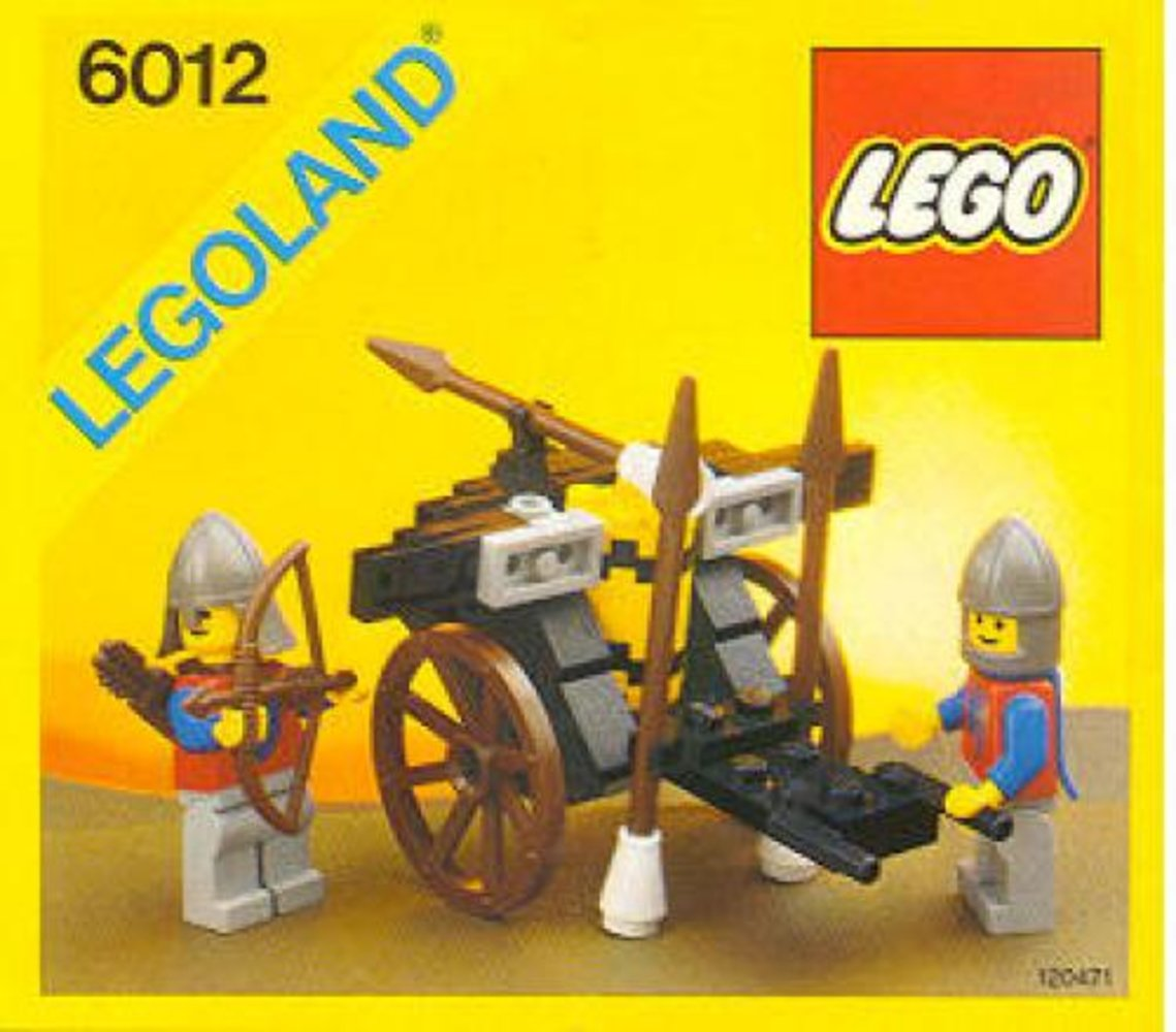 Siege Cart
