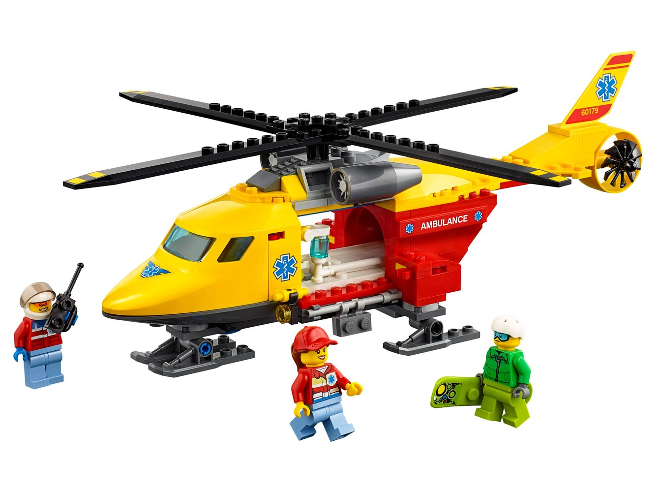 Ambulance Helicopter