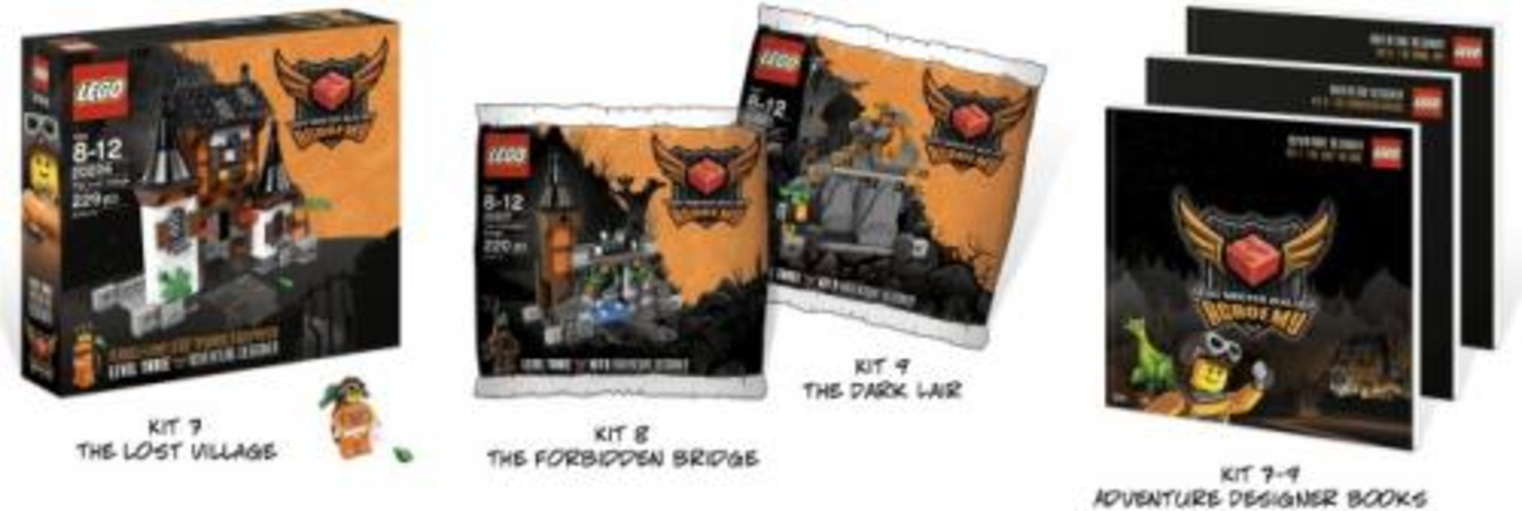 Master Builder Academy: Kits 7-9 Subscription