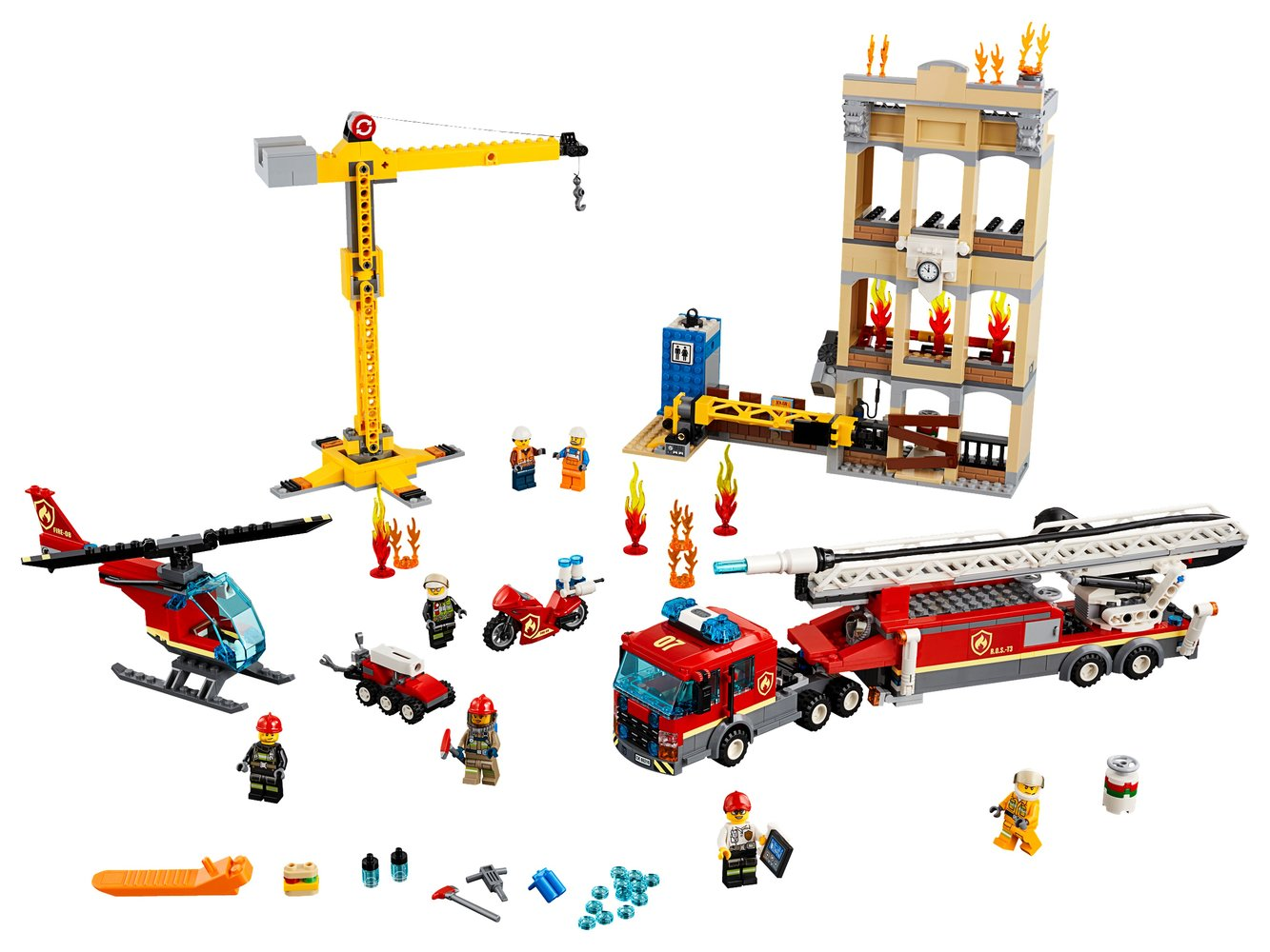 Downtown Fire Brigade