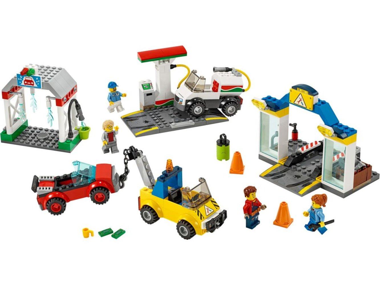 Garage Center