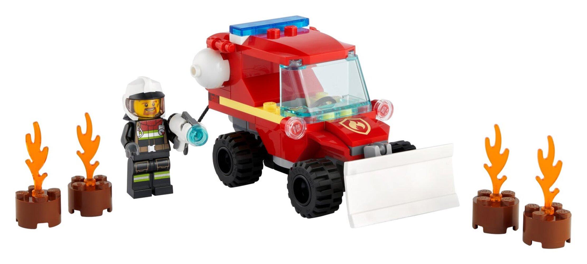 Fire Hazard Truck