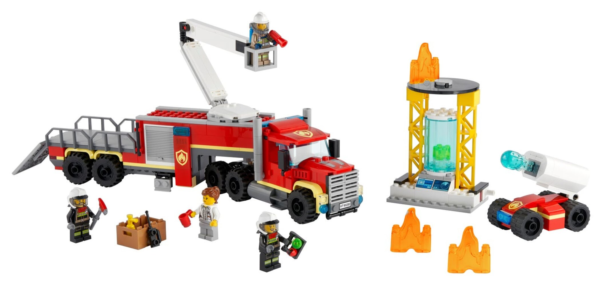 Fire Command Unit