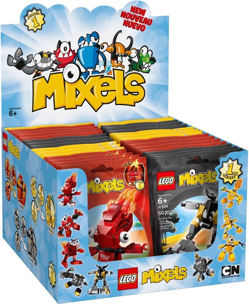 Mixels Series 1 - Sealed Box
