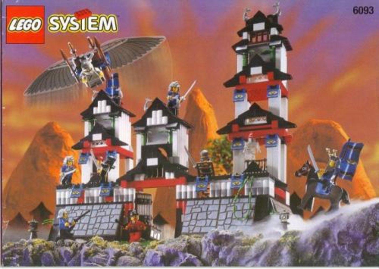 Flying Ninja Fortress