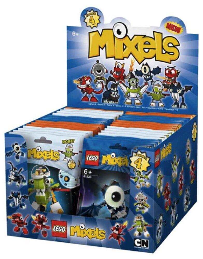 Mixels Series 4 - Sealed Box