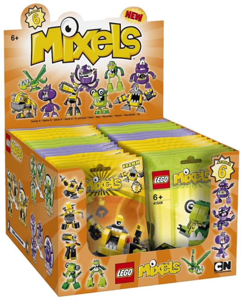 Mixels Series 6 - Sealed Box