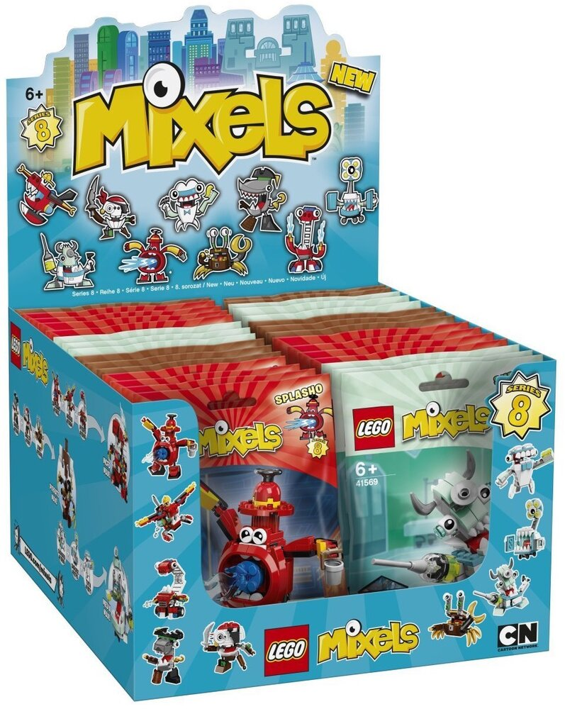 Mixels Series 8 - Sealed Box