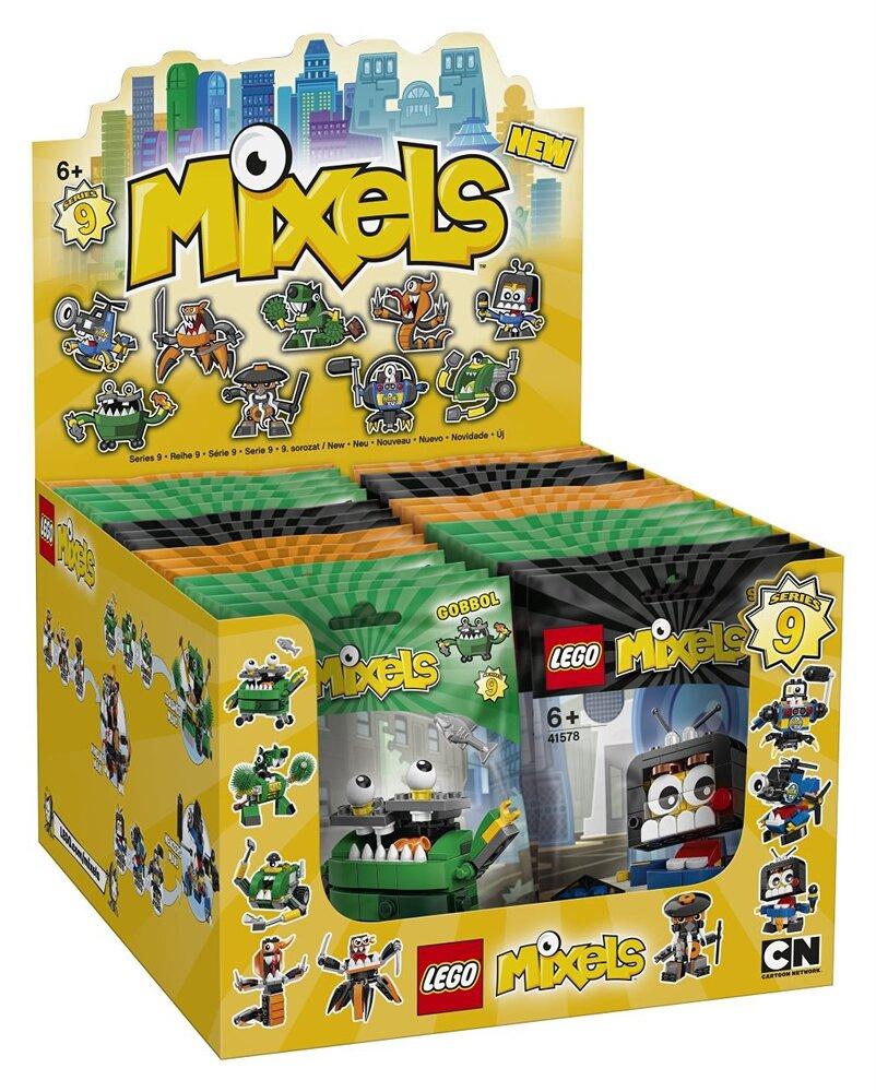 Mixels Series 9 - Sealed Box