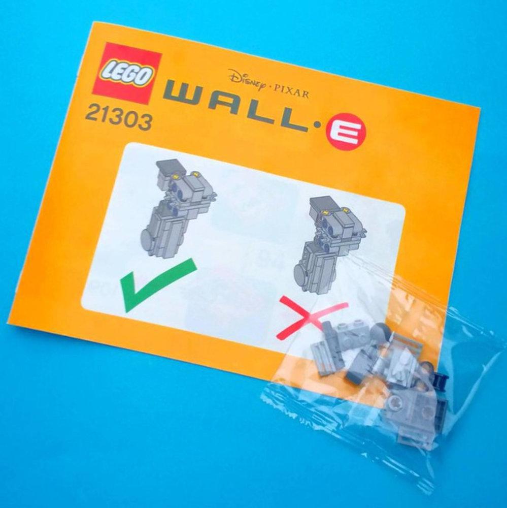 Supplemental Pack for Set 21303