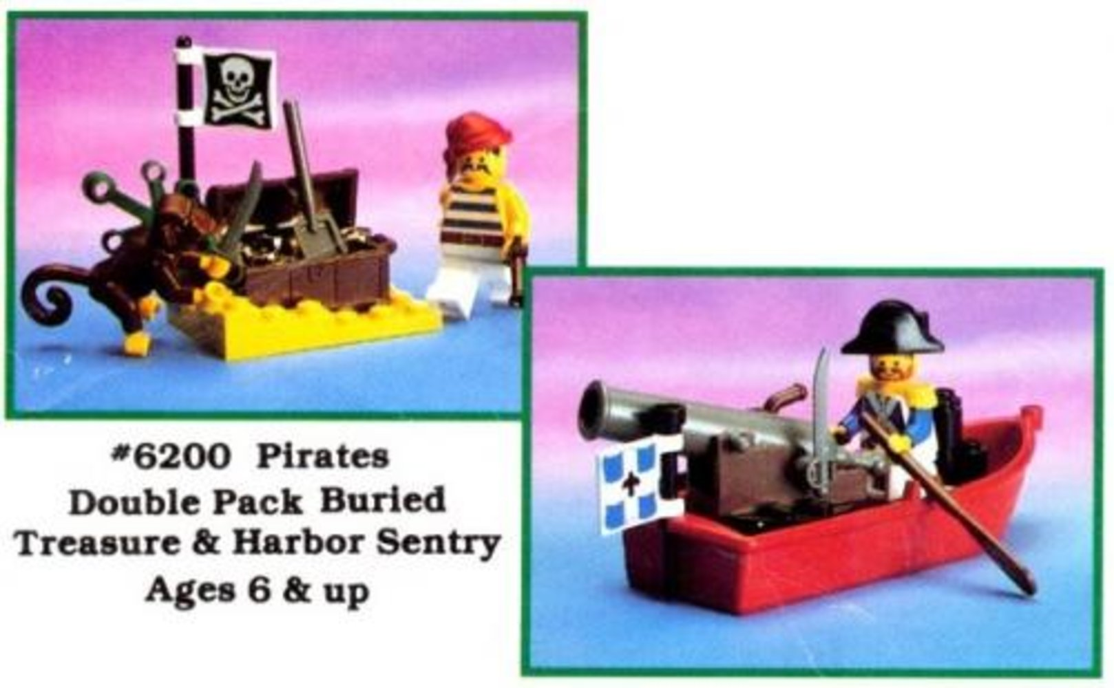 Pirates Double Pack