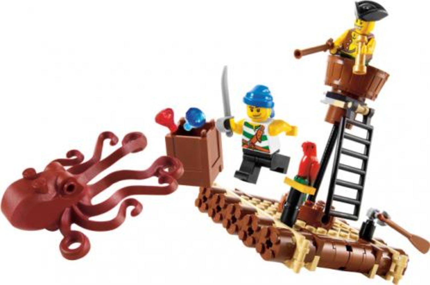 Kraken Attackin'