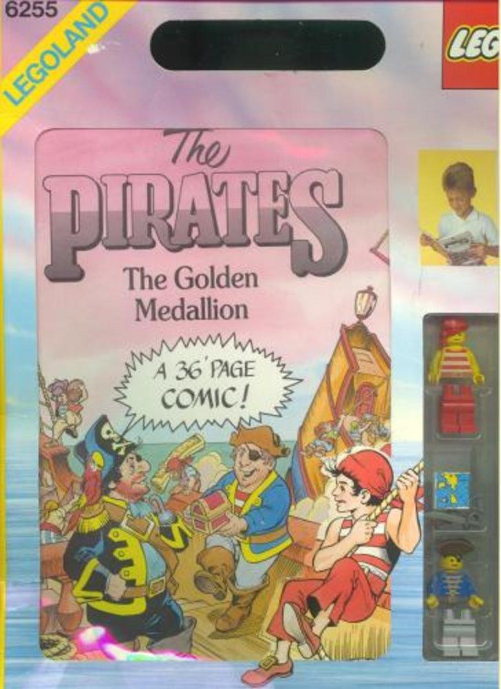 Pirate Comic