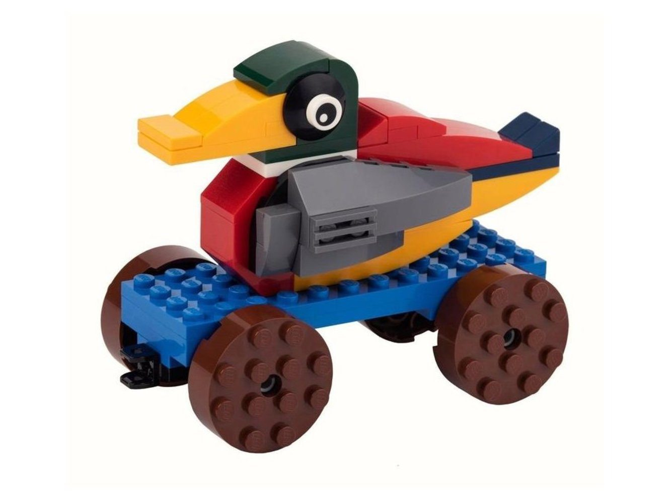 60th Anniversary Classic Wooden Duck