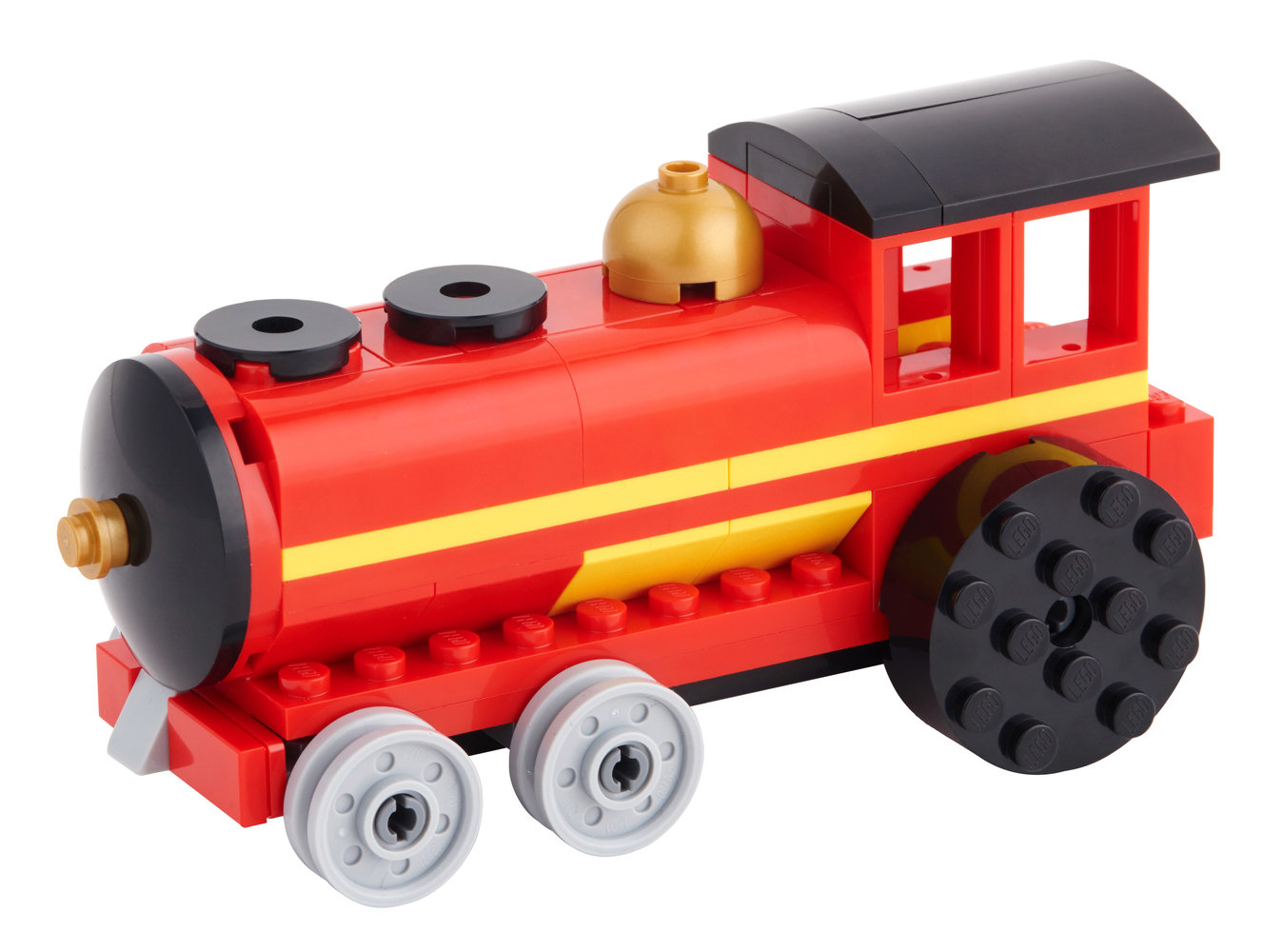60th Anniversary Classic Wooden Train