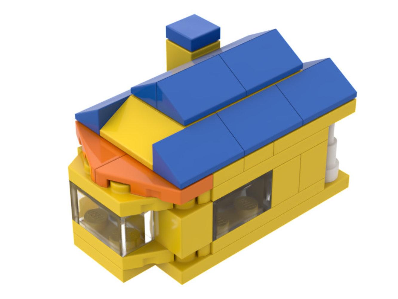 Emmet's House