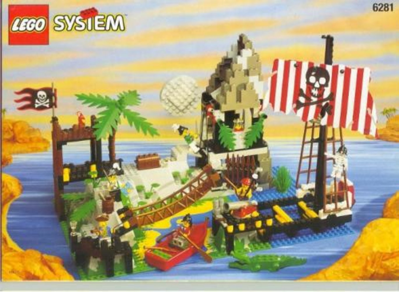 Pirates Perilous Pitfall