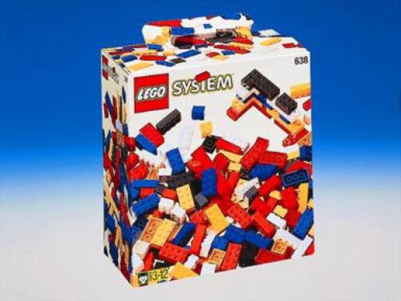 Lots of Extra Basic Bricks, 3+