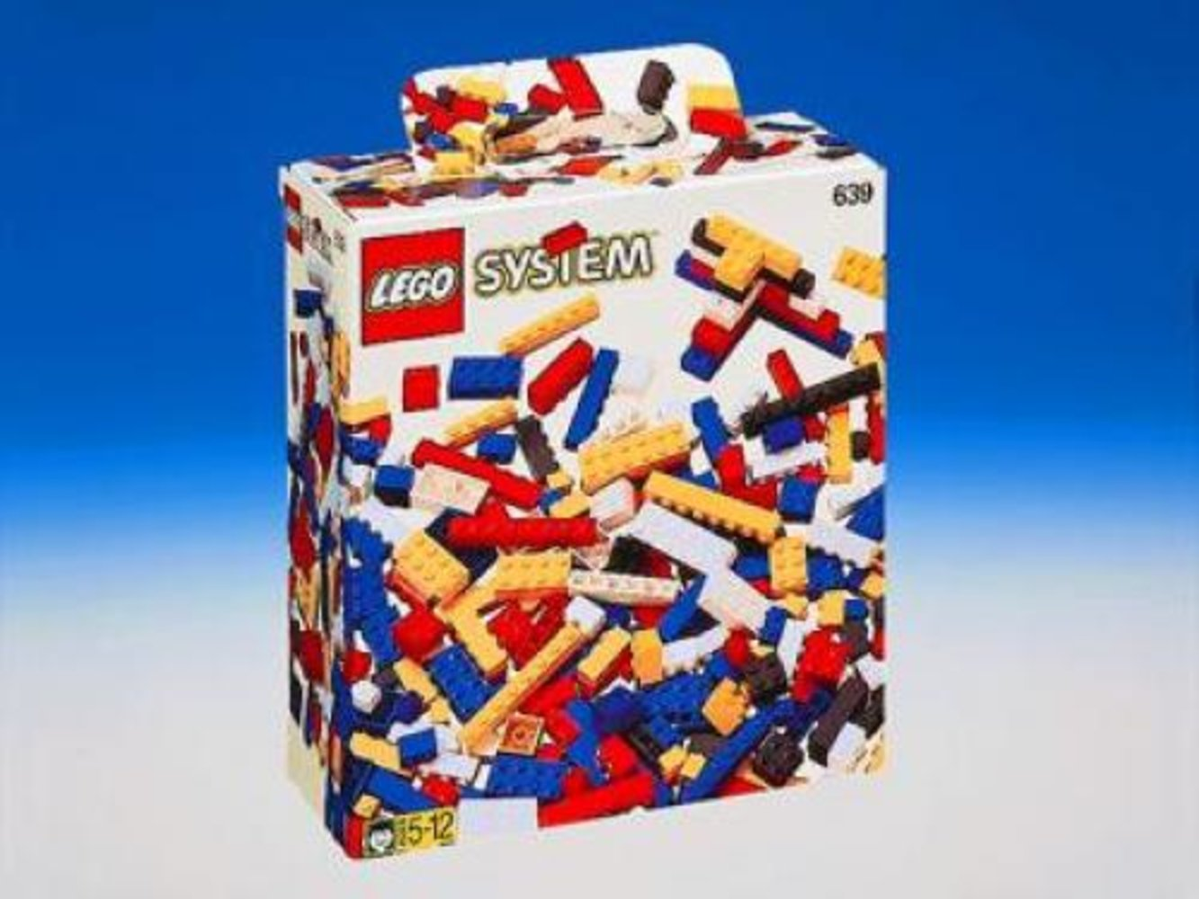 Lots of Extra Basic Bricks, 5+