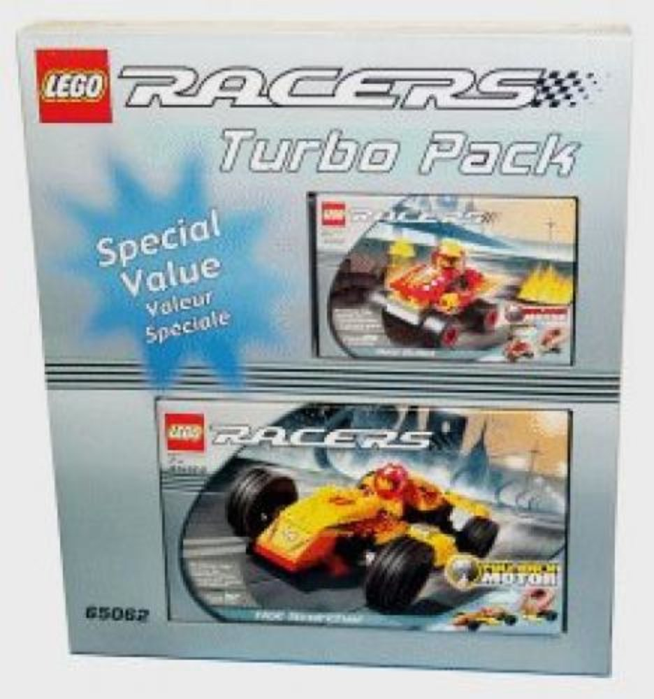 Racers Turbo Pack