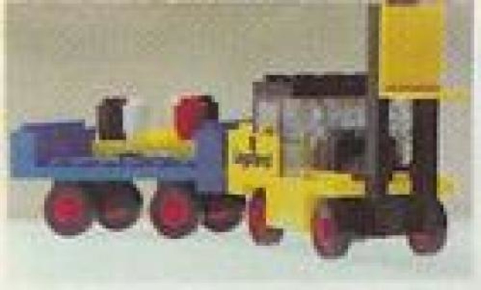 Fork Lift Truck and Trailer