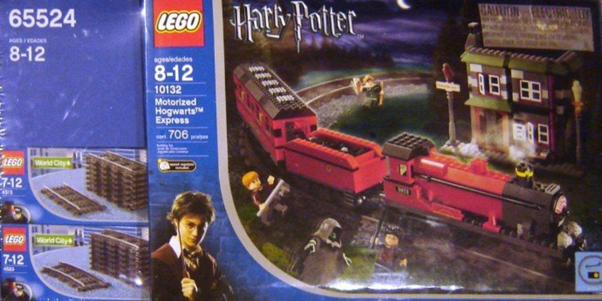 Motorized Hogwarts Express Value-pack