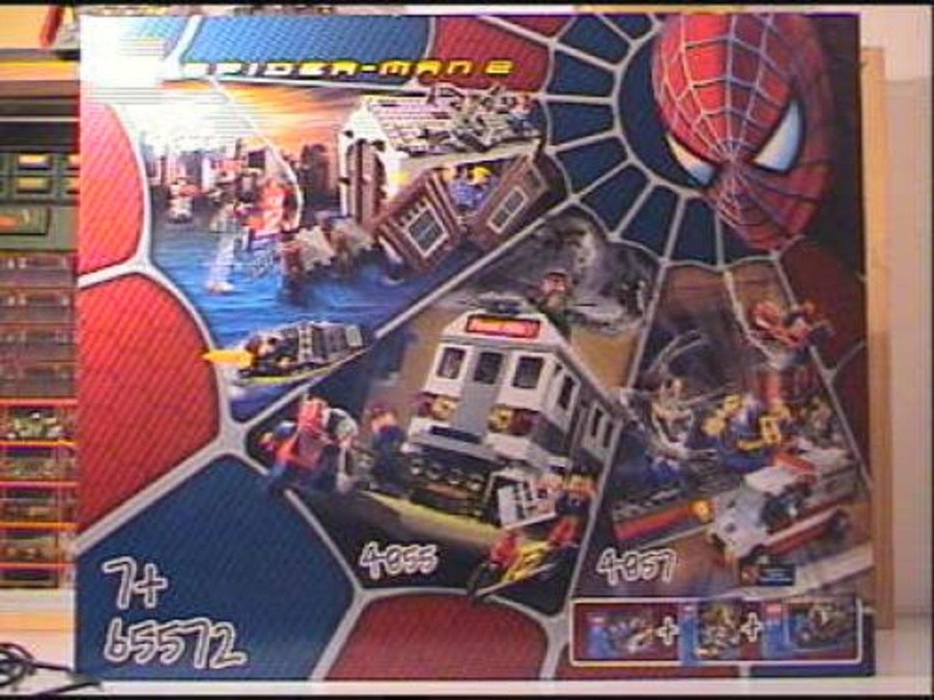 Spider-Man Co-Pack