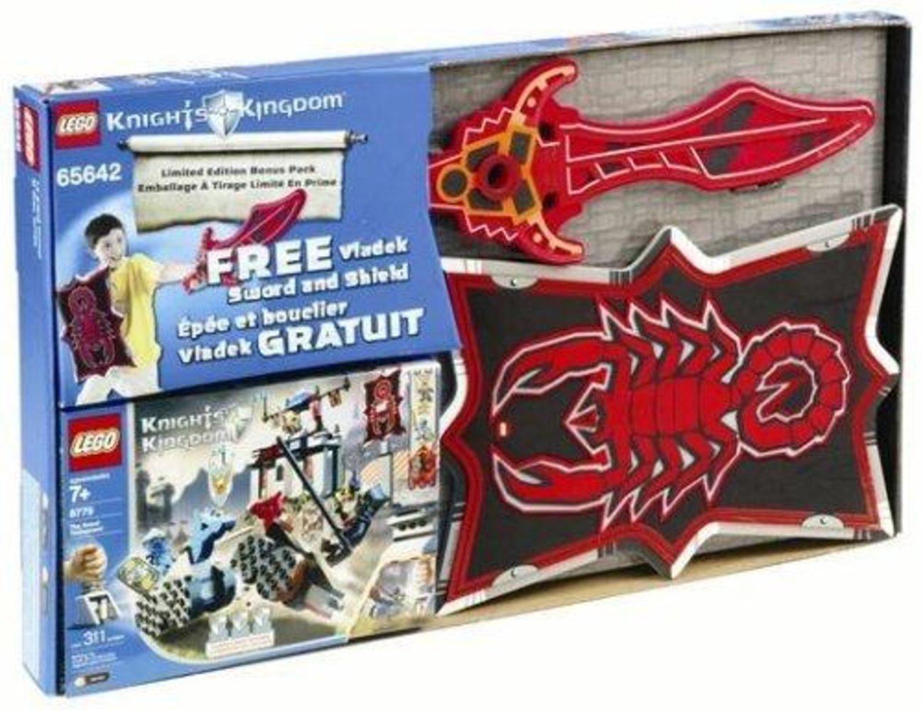 The Grand Tournament Limited Edition Bonus Pack