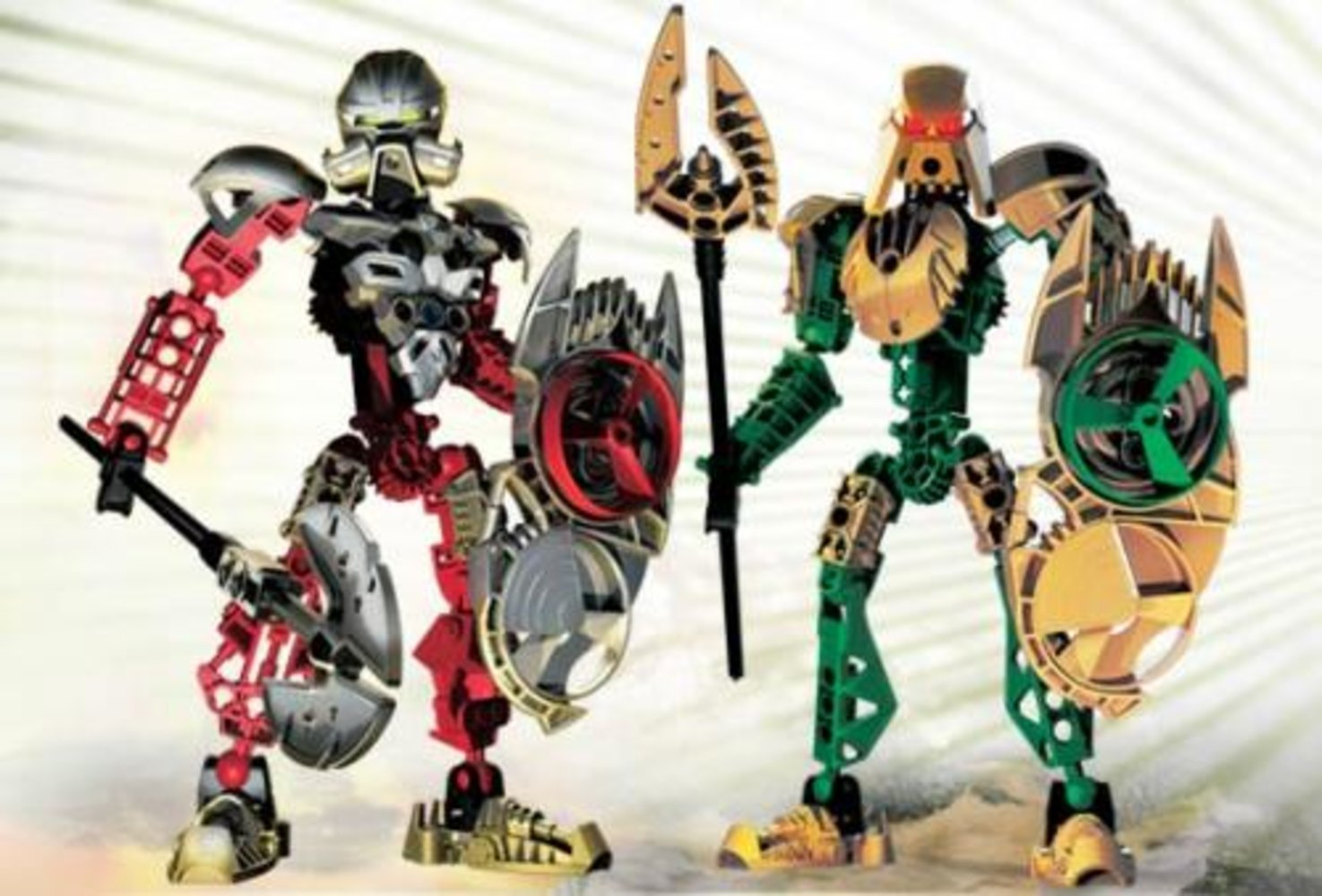 Special Edition Guardian Toa