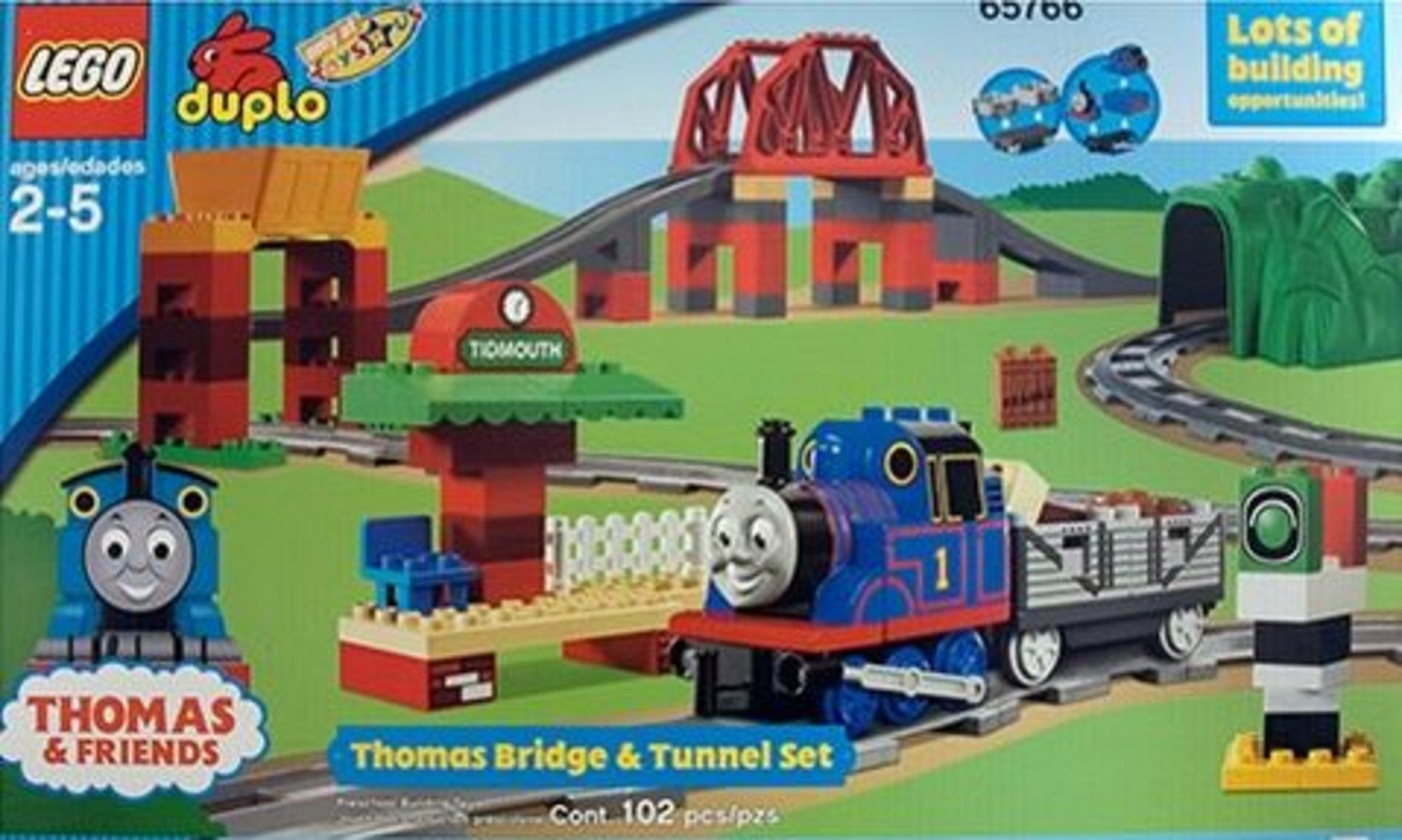 Thomas Bridge & Tunnel Set