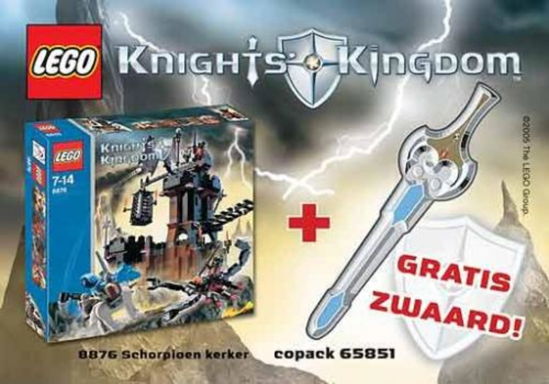 Knights Kingdom II Co-Pack