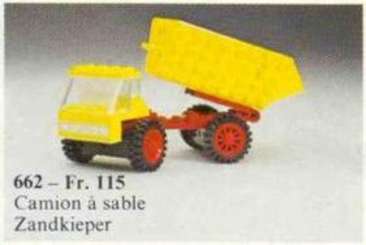Dumper Lorry