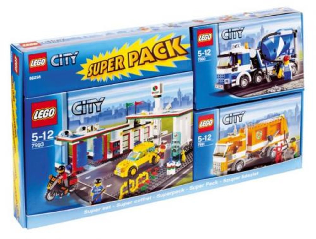 City Super Pack