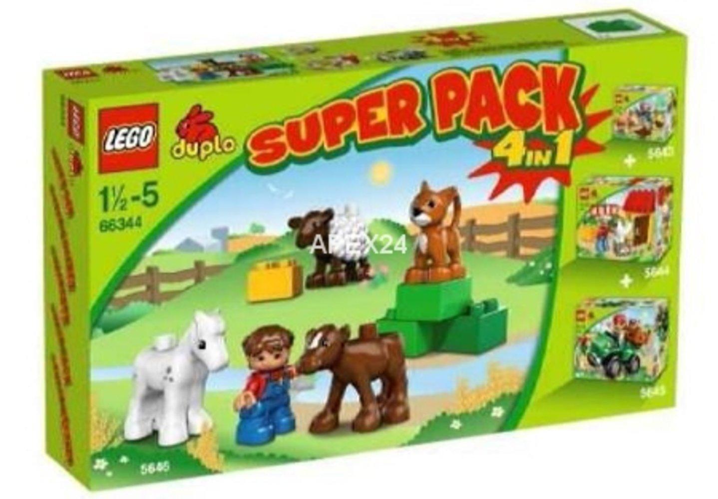 Super Pack 4 in 1