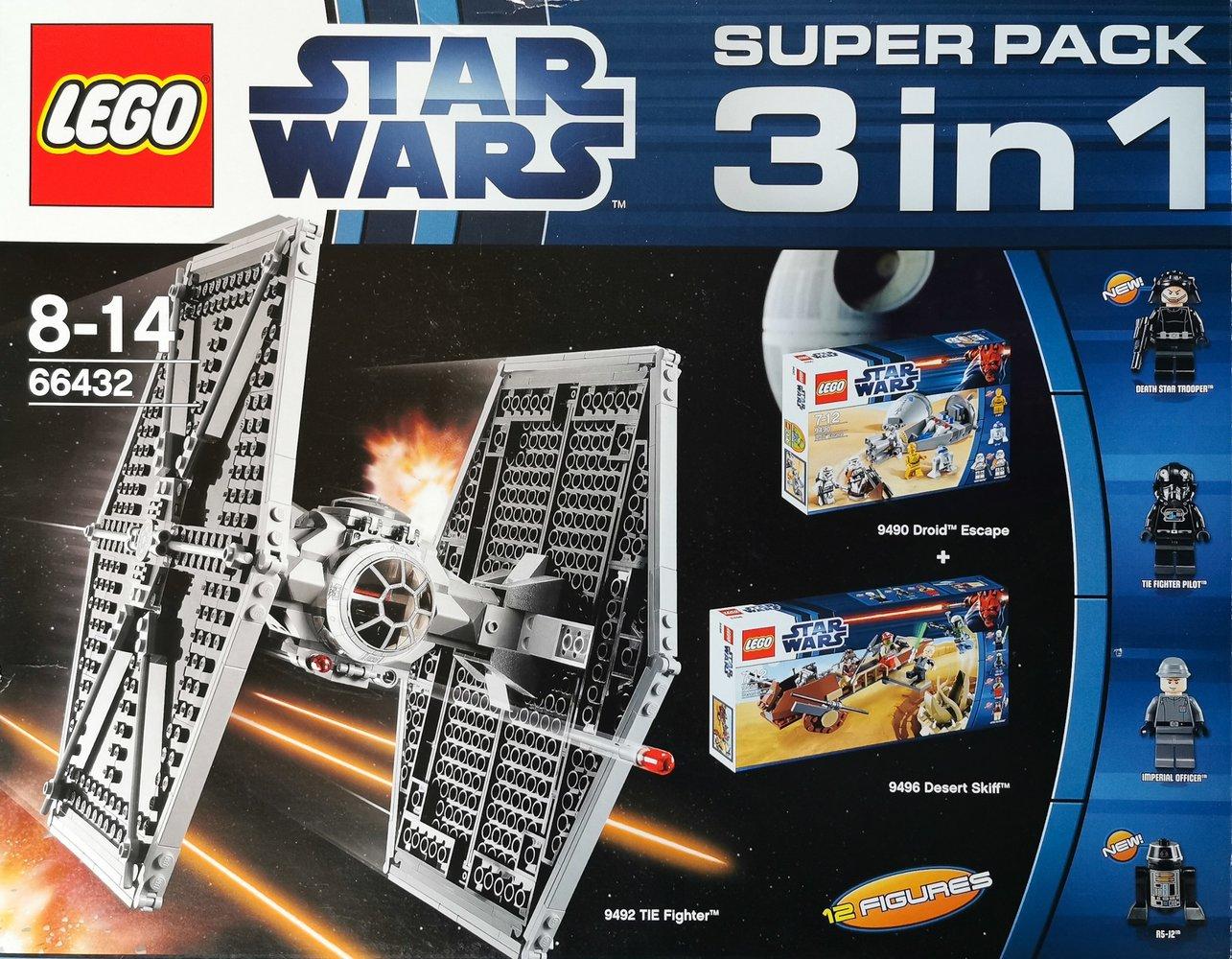 Super Pack 3 in 1
