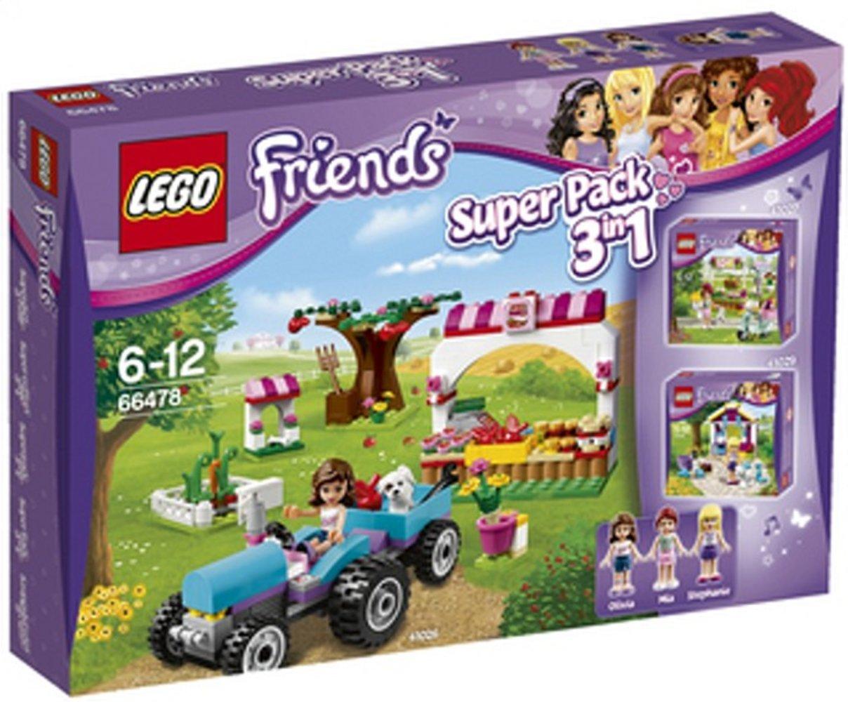 Friends Super Pack 3 in 1