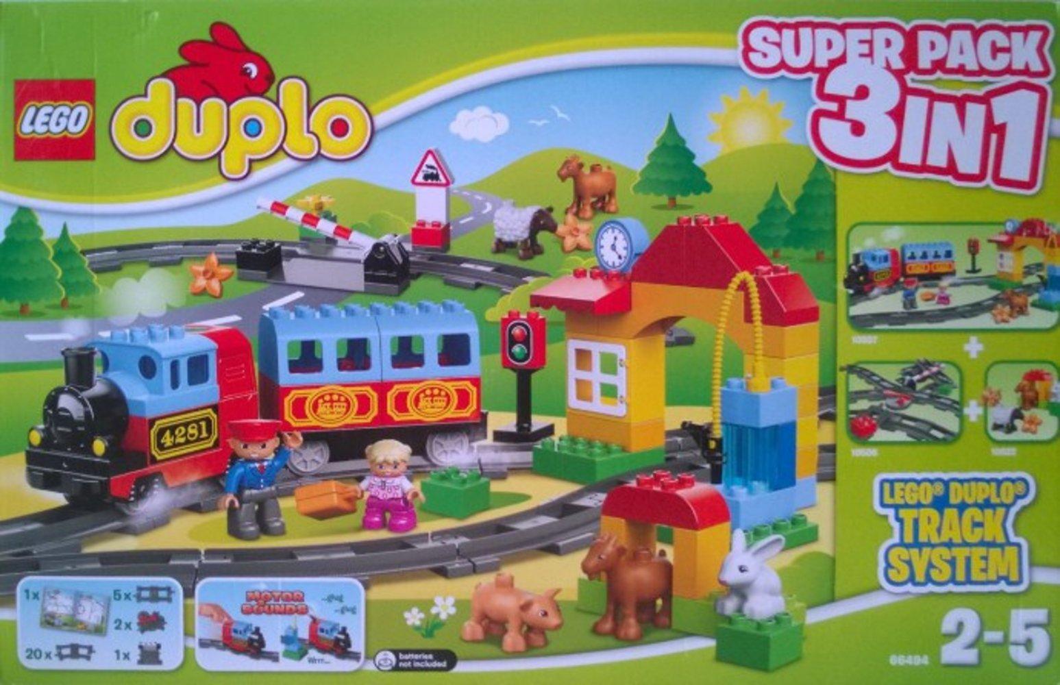 Duplo Super Pack 3 in 1