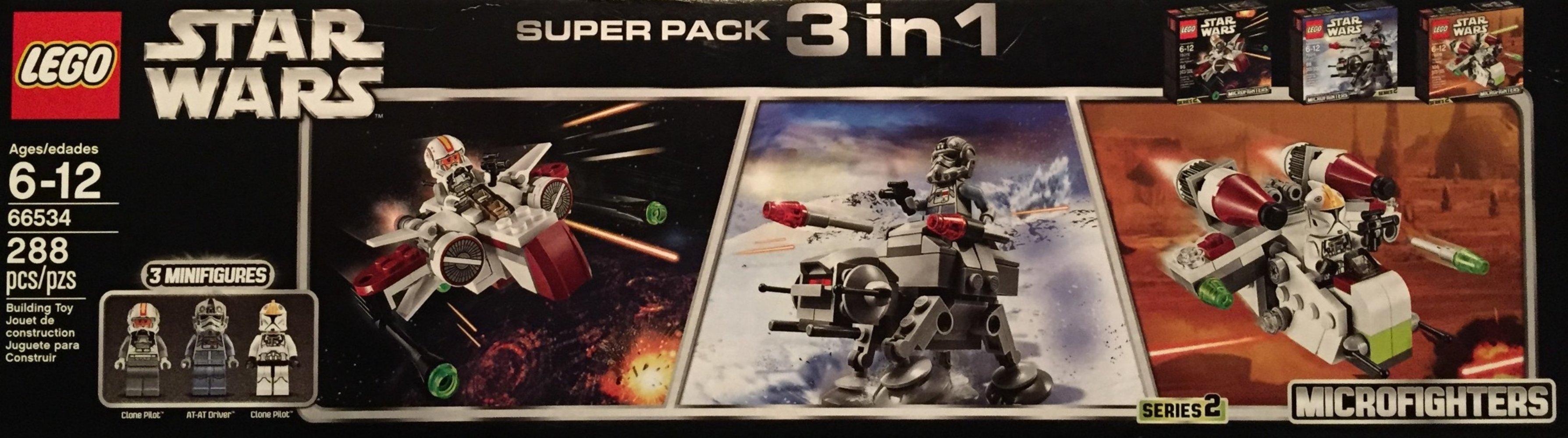 Star Wars Super Pack 3 in 1