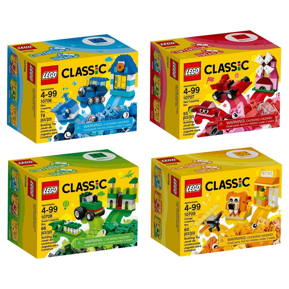 Classic Quad Pack