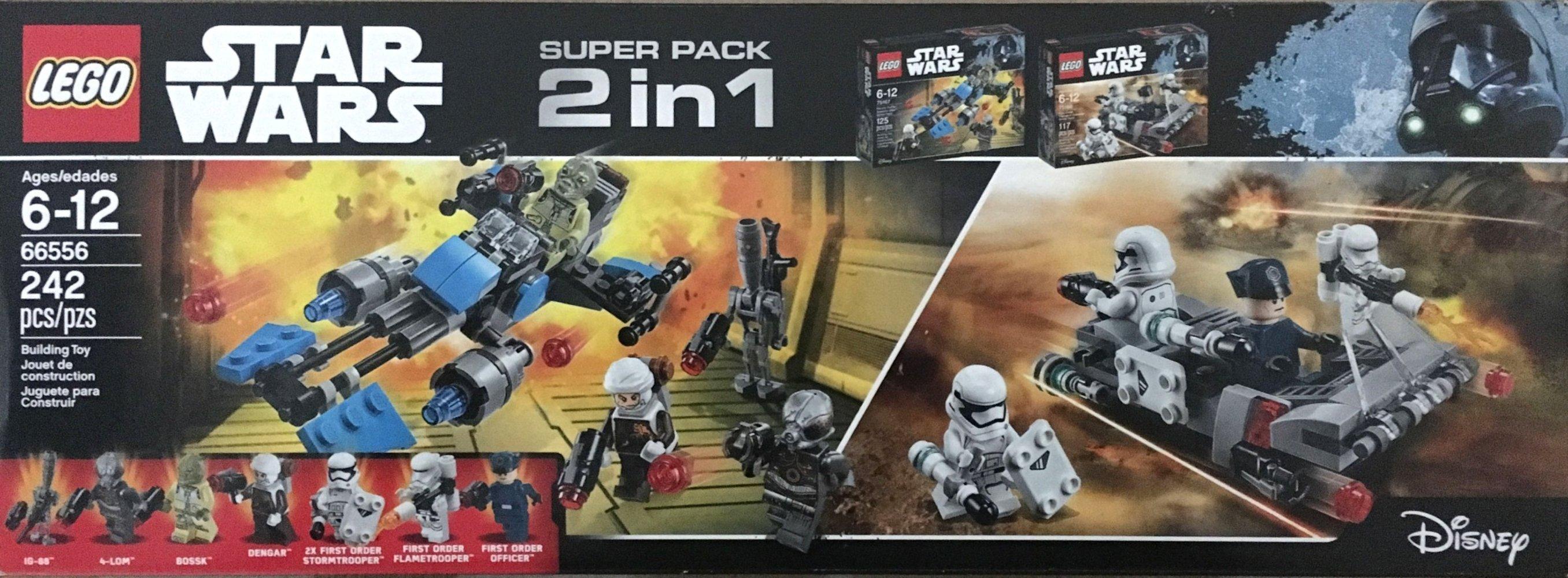 Star Wars Super Pack 2 in 1