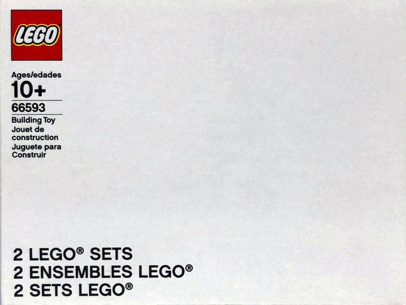 Brickheadz Star-Lord and Gamora Bundle Building Kit