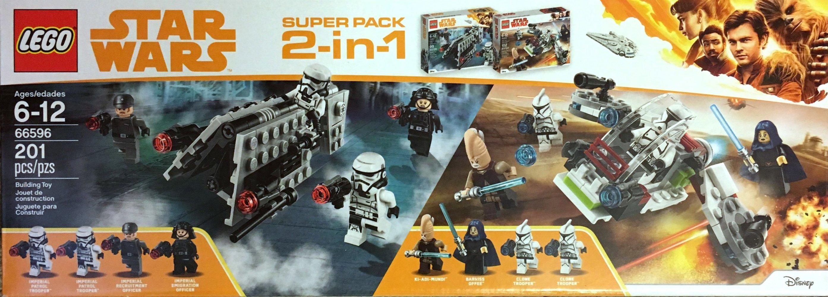 Super Pack 2-in-1