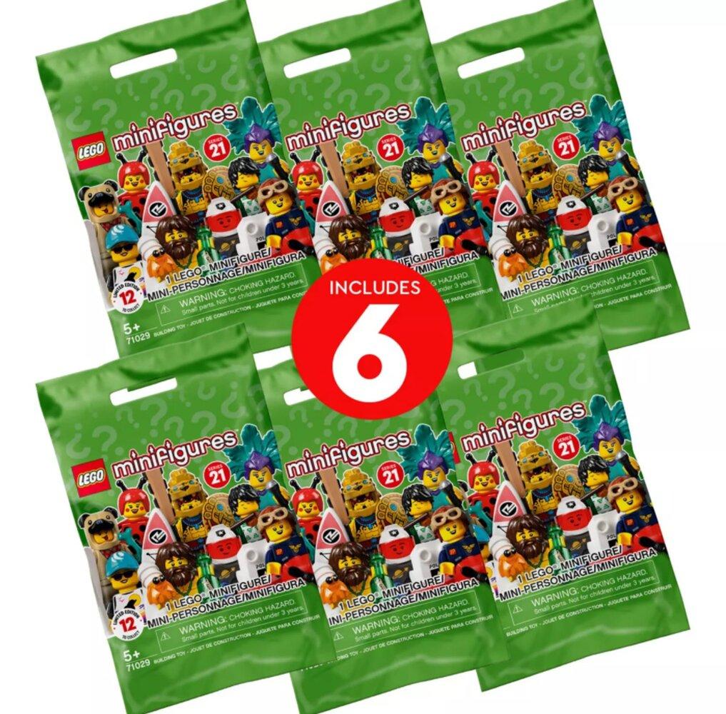 Series 21 - 6 Pack