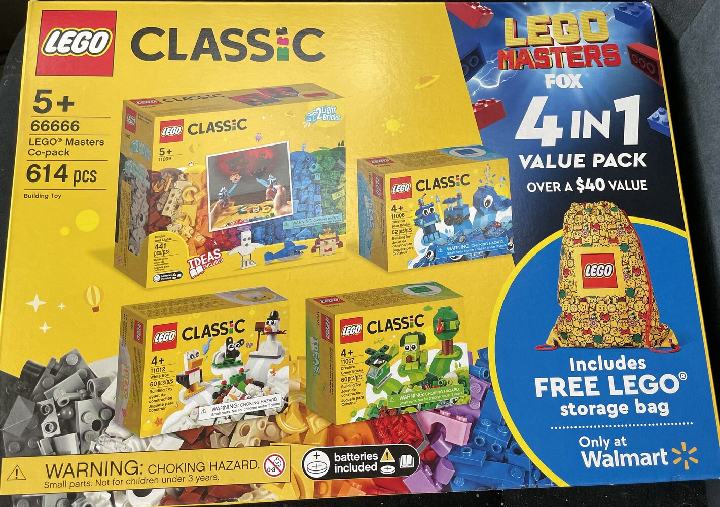 LEGO Masters Co-pack