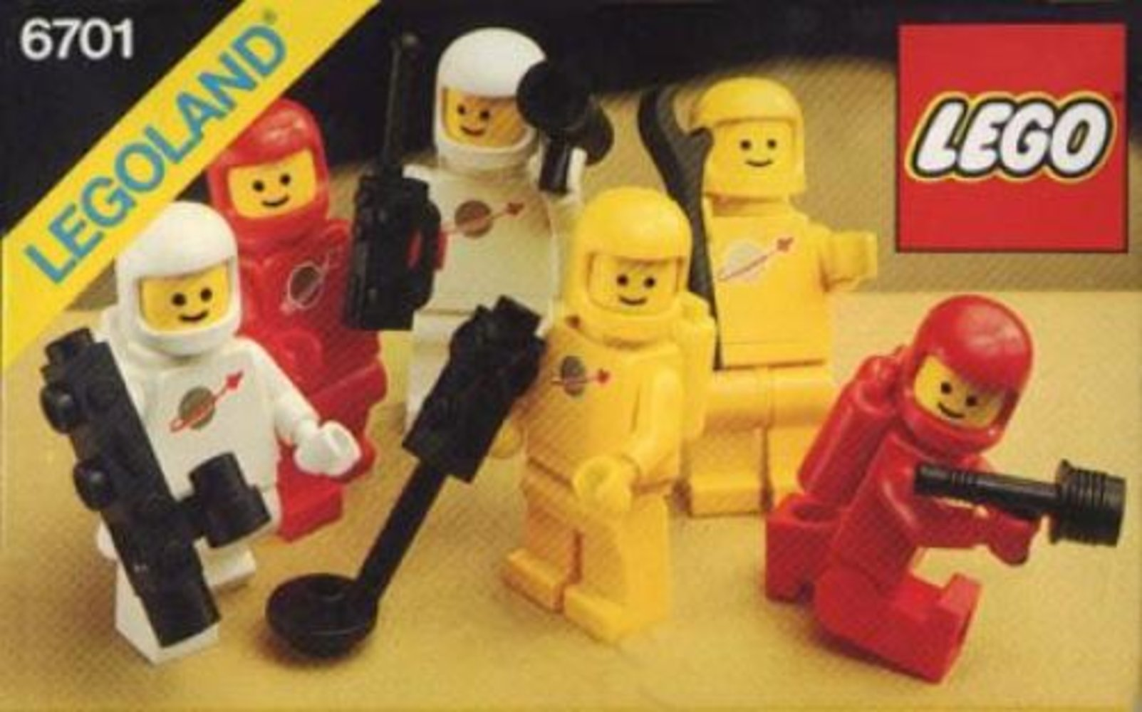 Minifig Pack