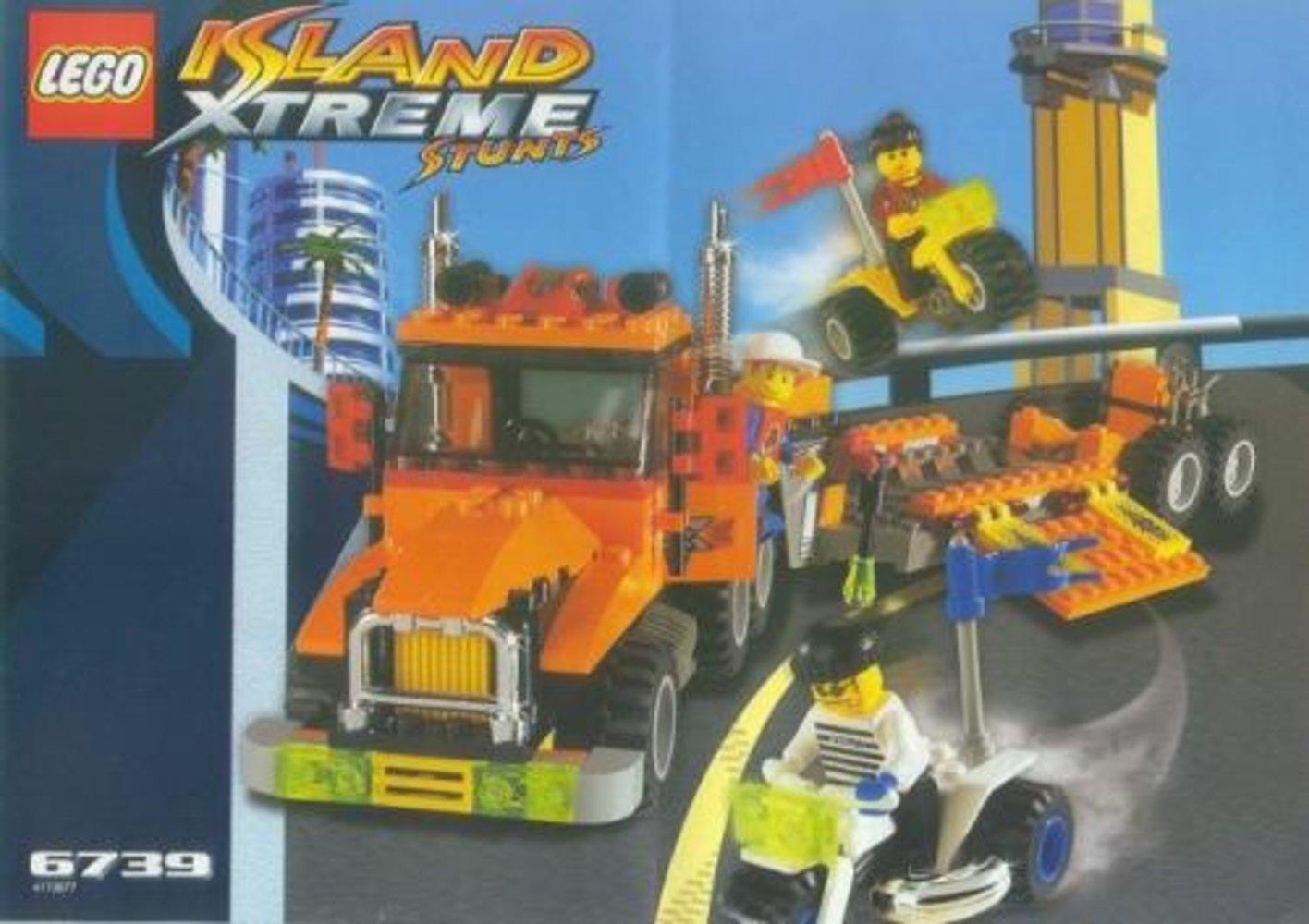Truck and Stunt Trikes