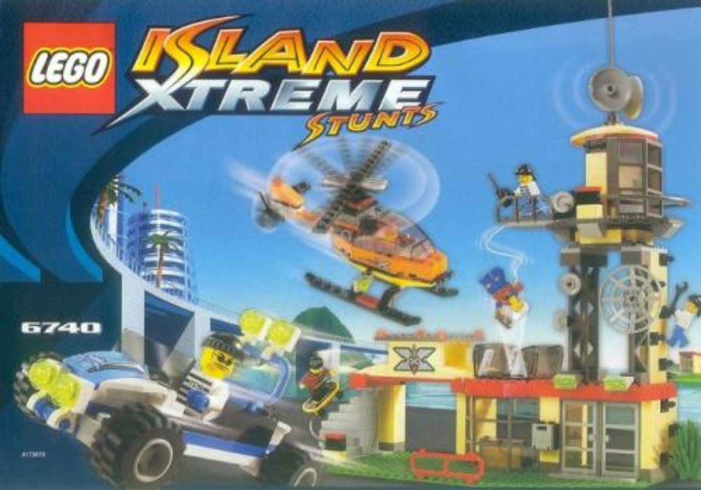 Xtreme Tower