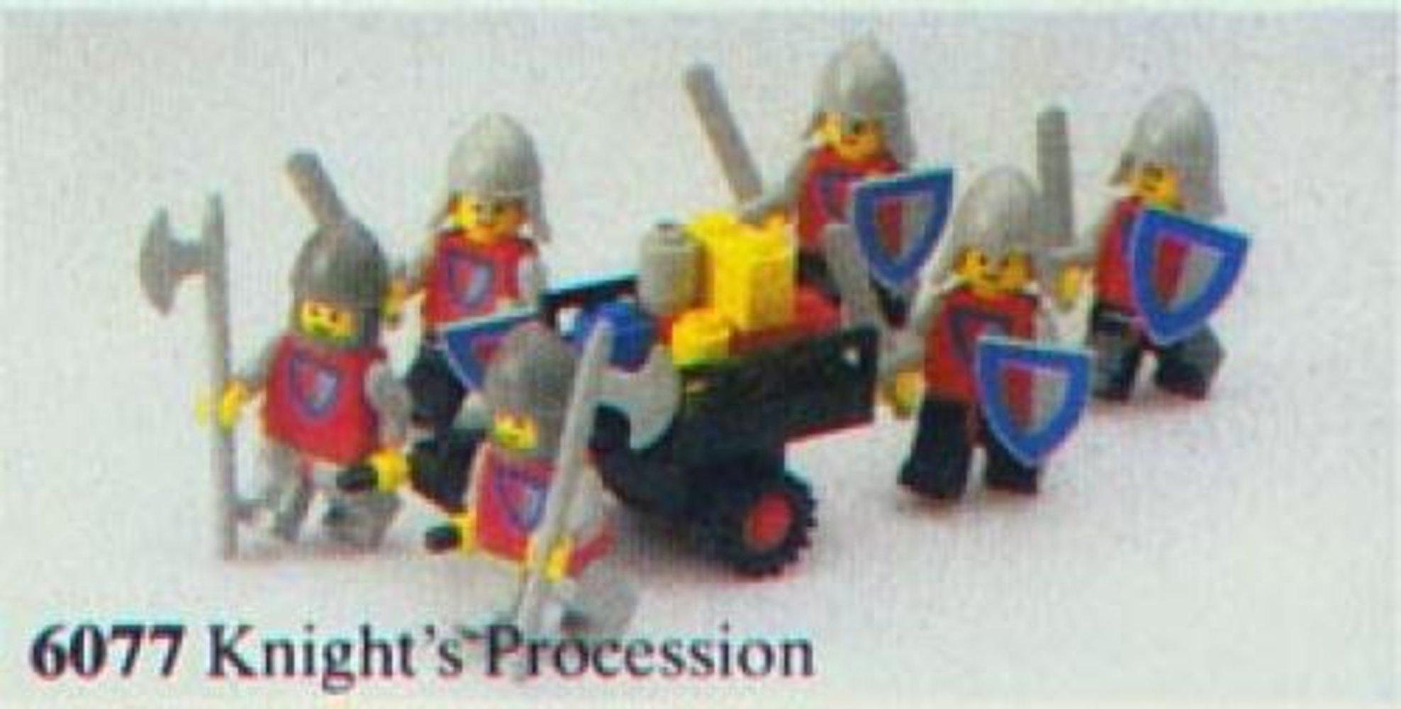 Knight's Procession