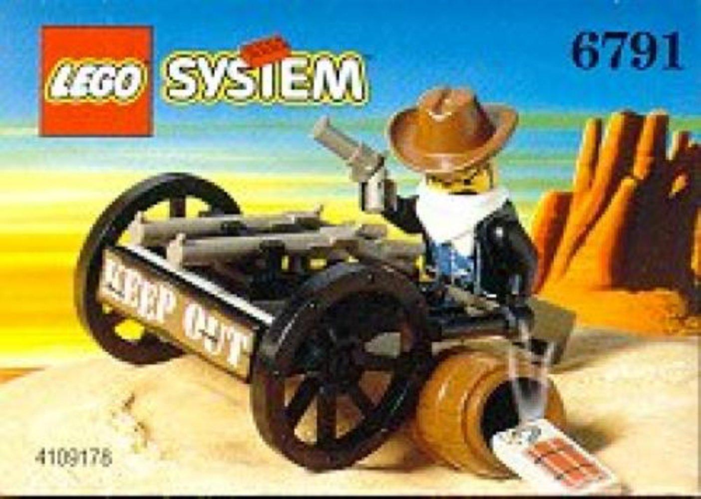 Bandit's Wheelgun